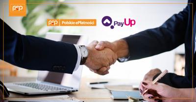 Polskie ePłatności przejmują PayUp!