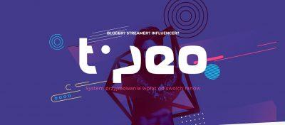 Tipeo – hybryda Patronite, Zrzutki i TipAndDonation od grupy HotPay