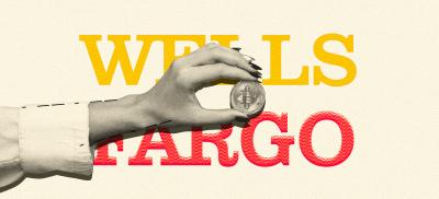 Rynek kryptowalut ciasny, ale własny, czyli marzenia Wells Fargo