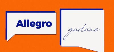 Płatności w społeczności, czyli Allegro ma Gadane