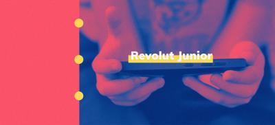 Revolut Junior mówi pełnymi zdaniami!