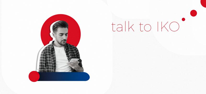 Android z pierwszeństwem do Talk2IKO