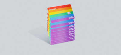 Tęczowa karta Revolut wspiera LGBT