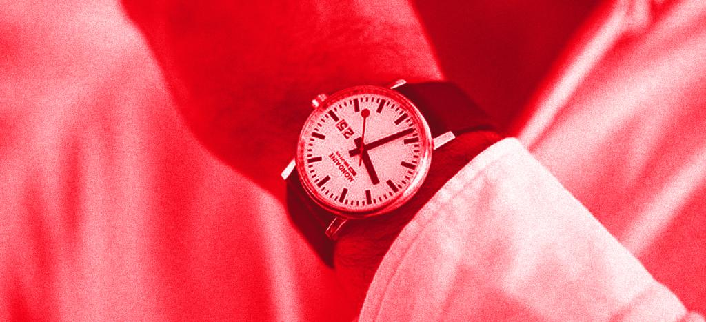 płatności zegarek