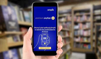 System płatności Pay&GO w Empiku!