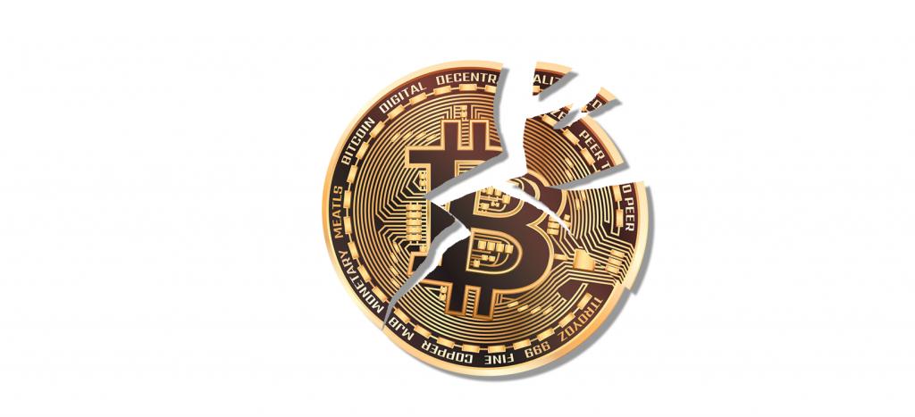 obrót bitcoinem