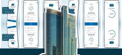 Nowa bankowa aplikacja  Volkswagena