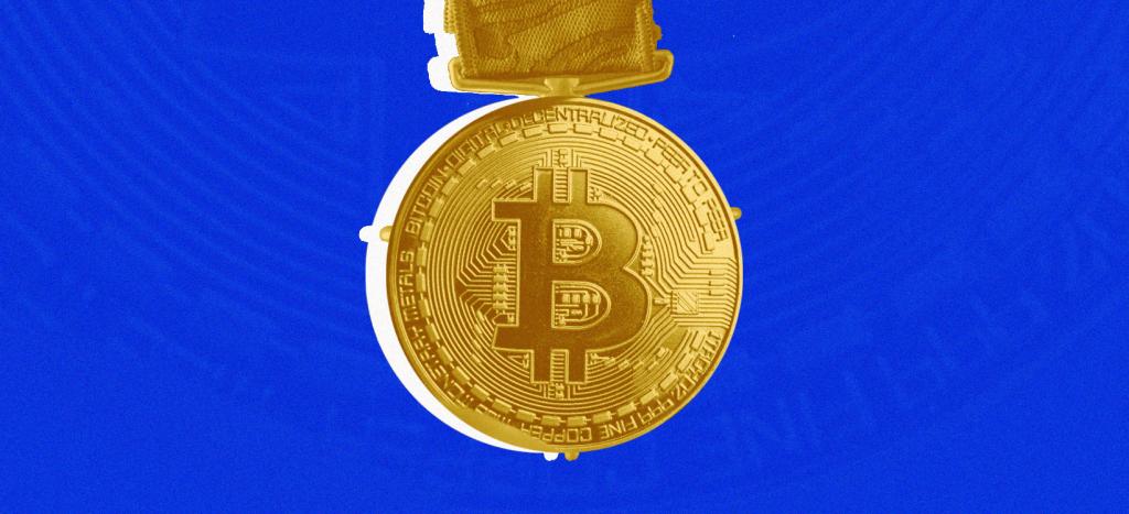 bitcoin straty