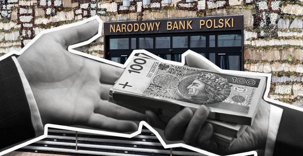 usługi bankowe nbp