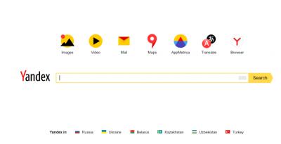 Rosyjska przeglądarka Yandex też chce być fintechem