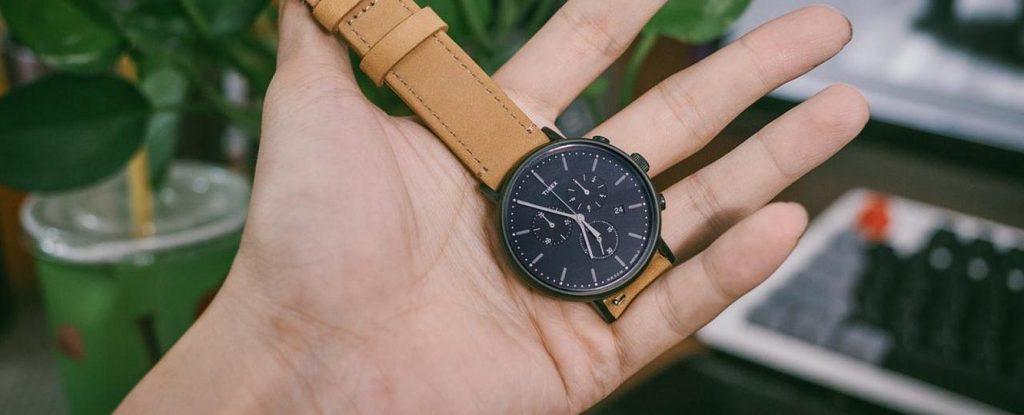 Klasyczny zegarek płatniczy Timex