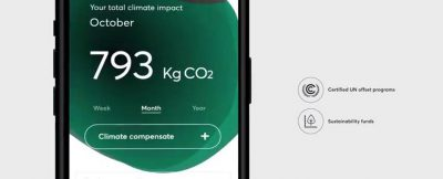 Aplikacja BNP Paribas obliczy ślad węglowy