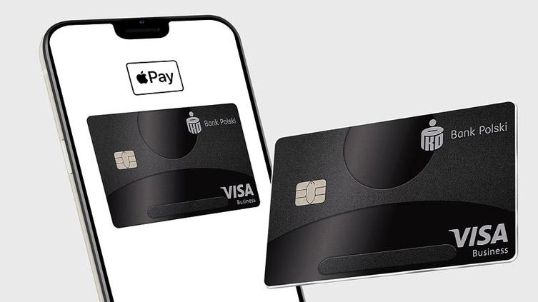 Metalowa karta kredytowa Visa Business Credit Premium