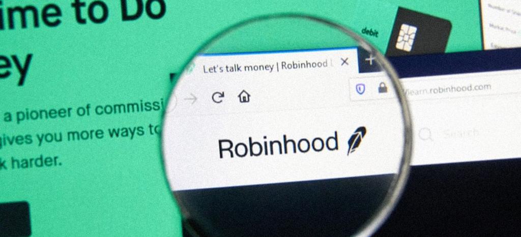 fintech Robinhood
