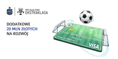 Kibice będą zachwyceni – karty z wizerunkiem klubów sportowych od PKO